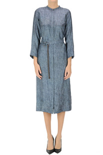 Cammeo silk shirt dress 'S  Max Mara