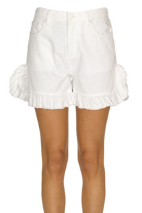 Denim shorts MSGM