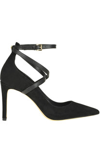 Jeannie suede pumps Michael Michael Kors
