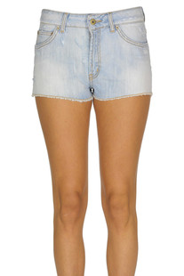 Hirsty mini denim shorts Dondup