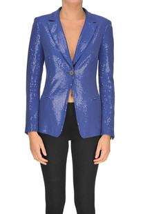 Sequined blazer Kiltie