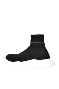 Sock style slip-on sneakers Fusini