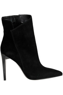 Suede ankle boots Guess