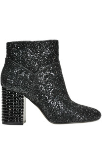 Arabella glittered ankle-boots Michael Michael Kors