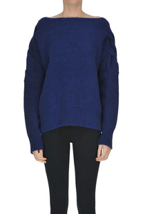 Wool and cashmere pullover Ermanno Scervino