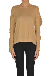 Wool and cashmere pullover Purotatto