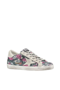 Sneakers Super Star glitterate Golden Goose Deluxe Brand