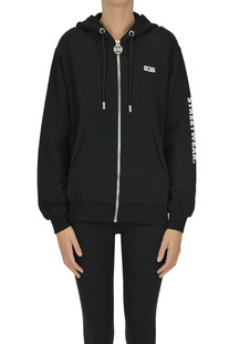 Zipped sweatshirt GCDS