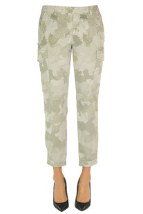 Cargo style trousers Mason's