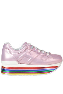 'Maxi 222' wedge sneakers Hogan