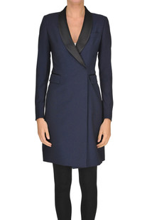'Isabel X' double-breasted coat Tagliatore