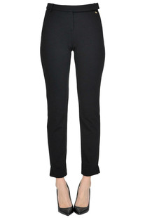 Slim trousers Patrizia Pepe