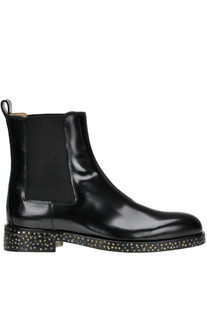 Leather Beatles boots MM6 by Maison Martin Margiela