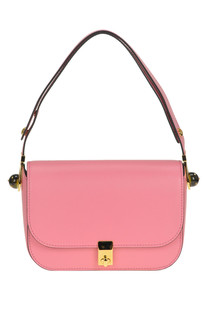Leather hand bag Valentino