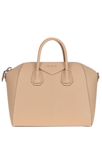 'Antigona' Medium leather bag Givenchy
