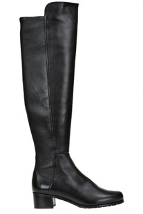 Allserve leather over the knee boots Stuart Weitzman