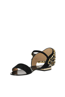 Jewel application sandals Marc Ellis