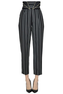 Striped trousers Elisabetta Franchi