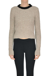 Cropped pullover Marni