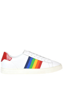 Leather sneakers Dsquared2