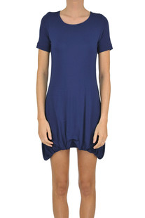 Jersey maxi-t-shirt dress Dondup