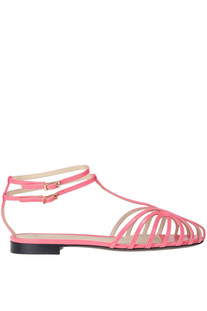 Patent-leather sandals Alevì