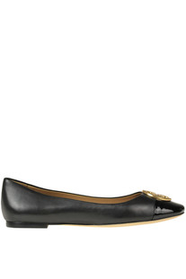 Chelsea leather ballerinas Tory Burch