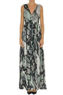 'Incontrare' long dress Pinko