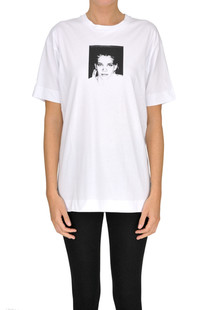 Cotton t-shirt Alyx Visual