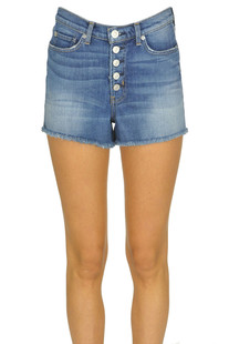 Denim shorts Hudson