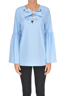 Cotton blouse Michael Michael Kors