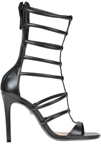Leather gladiator sandals Schutz