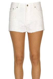 Up&down denim shorts Dondup