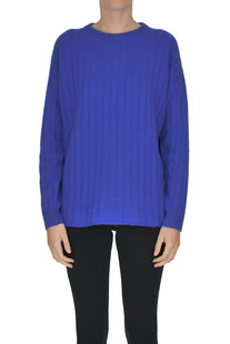 Merinos wool and cashmere pullover Gin&Ger