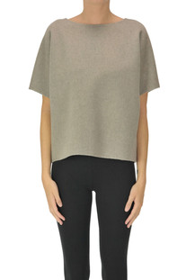 Wool and cashmere top Theory