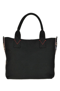 Crestoso canvas bag Pinko