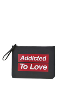 Addicted To Love clutch Pinko