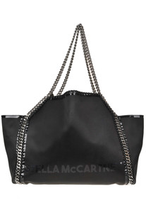 'Falabella Satin Tote bag Reversible'  Stella McCartney