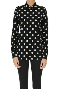 Polka dots shirt Saint Laurent