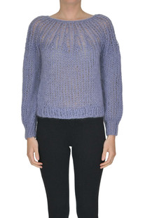 Mohair-blend pullover Maiami