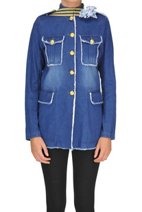 Denim jacket Alessandra Chamonix