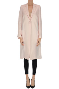 Silk coat Max Mara