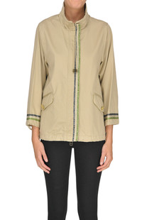 Cotton jacket Alessandra Chamonix