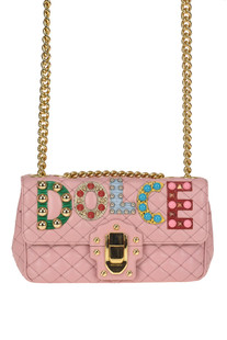 Lucia quilted leather bag Dolce e Gabbana
