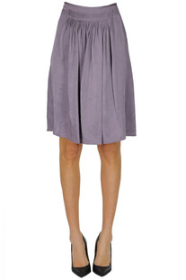Satin skirt Bellerose