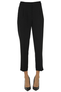 Dimitra crepè trousers Max Mara Weekend