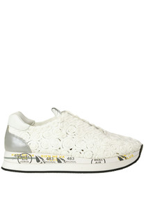 Conny textured fabric sneakers Premiata