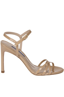 Starla patent-leather sandals Stuart Weitzman