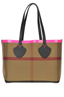 The 'Giant' reversibile tote bag Burberry