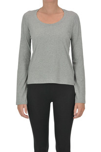 Long sleeves cotton t-shirt, Acne Studios